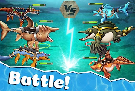 Sea Monster City Mod Apk 12.71 (Unlimited Currency) 8