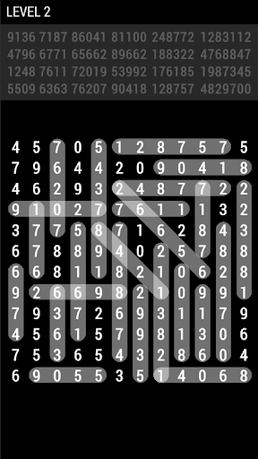 Number Search 1st android2mod screenshots 4