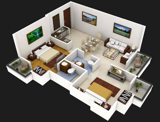 3D家庭计划