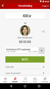 Sparebanken Vest- screenshot thumbnail