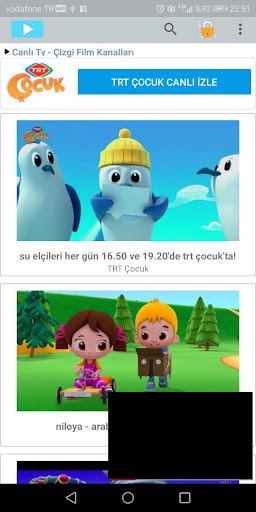 Cartoon Application - Children Youtube 3 screenshots 5