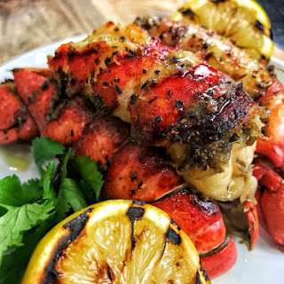 Jerk Lobster Tails Recipe