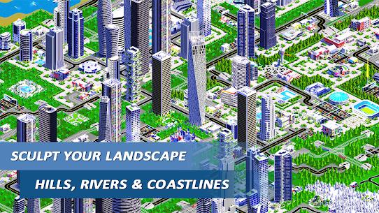 Designer City 2: city building game MOD (Unlimited Gold/Money) 4
