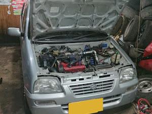 アルト HD11V のカスタム事例画像 ishida  garageさんの2019年12月31日21:51の投稿