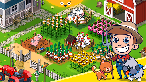 Farm Away! - Idle Farming (Mod Money)