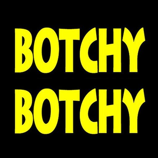 BotchyBotchy LOGO-APP點子
