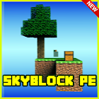 SkyBlock Pe Minecraft PE Map icon