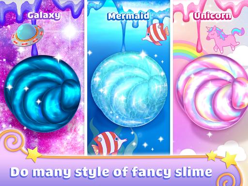 Real Slime Simulator Maker: Dress Up Girl apktram screenshots 2
