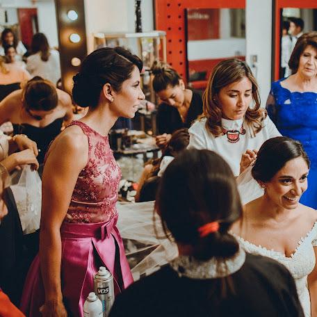 Fotógrafo de bodas Valery Garnica (focusmilebodas2). Foto del 07.12.2017