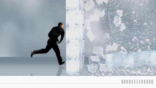 Run Man Run: Vector Man Smash The Ice Wall apktram screenshots 6