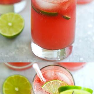 Watermelon Limeade.