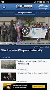 6abc Philadelphia- screenshot thumbnail