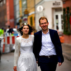 Wedding photographer Kamilla Krøier (Kamillakroier). Photo of 27.03.2018