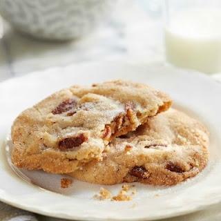 Spiced Butter Pecan Cookies