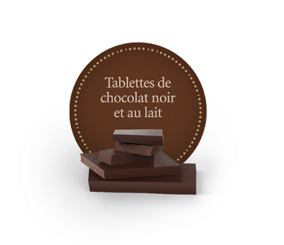 Chocolat Tablettes