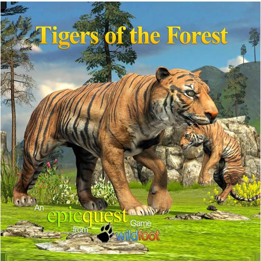 Tigers of the Forest 角色扮演 App LOGO-硬是要APP