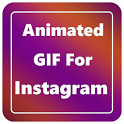 Gif for instagram 2020 & animated photo for insta icon