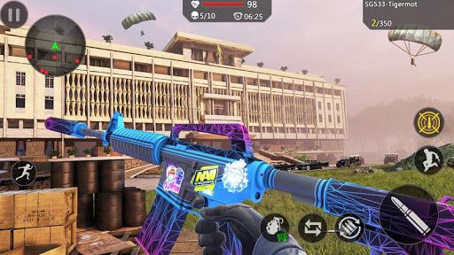 Encounter Strike:Real Commando Secret Mission 2020 1.1.5 Mod Screenshots 15