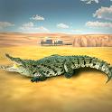 Angry Crocodile Hunt icon