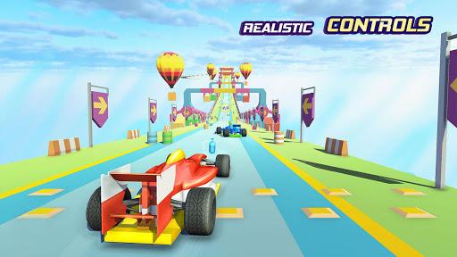Crazy Car Stunts Mega Ramp Car Racing Games 2.7 screenshots 4