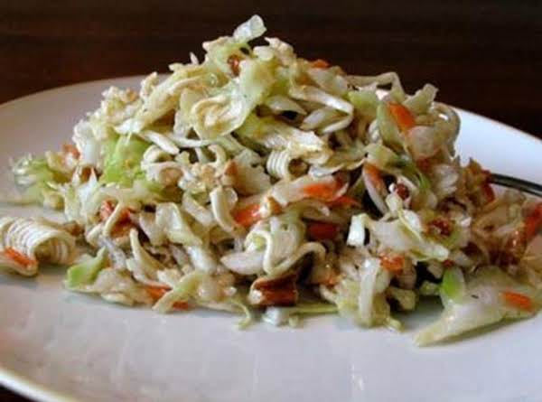 Crazy Coleslaw Recipe