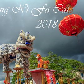 Chinese new year lion dance part twelve by Daimasala Abdullah - Typography Captioned Photos ( chines motif, chines new year 2018, plum blossom, illustrations, promotion, blossom, chines, lantern, free, cliparts, vector, calligraphy, layout, festival, year, flowers, design elements, banner, china, 2018, chines painting, chines pattern, pop up baner, marketing, backgrounds, advertisement, seasons greetings, sale, discount, holiday, new, golden frame, red, chinese decoration, poster, prospenty, celebration, shopping, packet, voucher, chinese new year, design, chinese calligraphy )