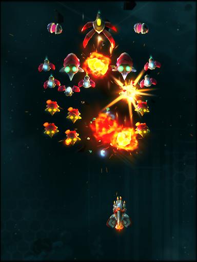 Neonverse Invaders Shoot 'Em Up: Galaxy Shooter screenshot 7