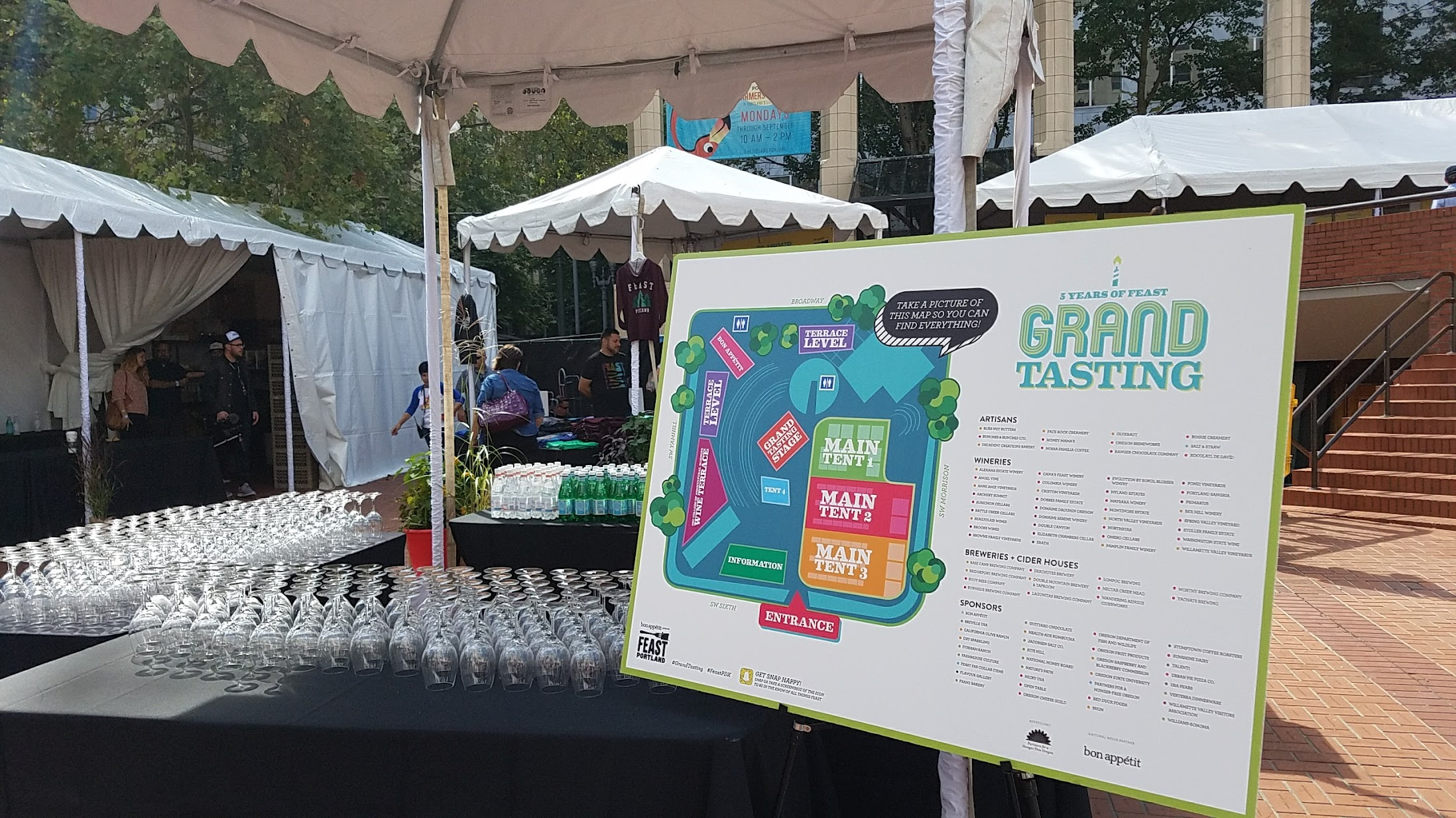Feast Portland - Grand Tasting