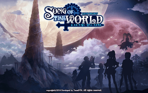 Song of the World :A beautiful yet dark fairy tale- screenshot thumbnail