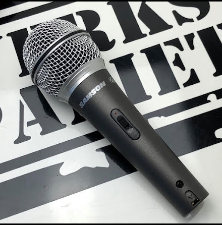 Samson Q6 - Dynamisk Mikrofon