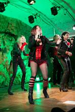 Photo: Un humann beatboxing qui balance, une basse massive, 4 voix féminines qui font voyager, un équilibre de voix indédit qui érige Voxseten un  incontourmable du panorama musical contemporain.
