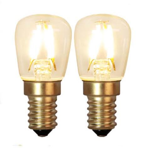 Ljuskälla E14 Soft Glow, 2-pack
