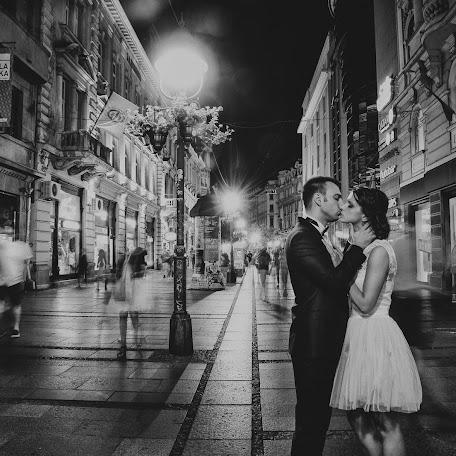 Wedding photographer Milan Gordic (gordic). Photo of 27.07.2017