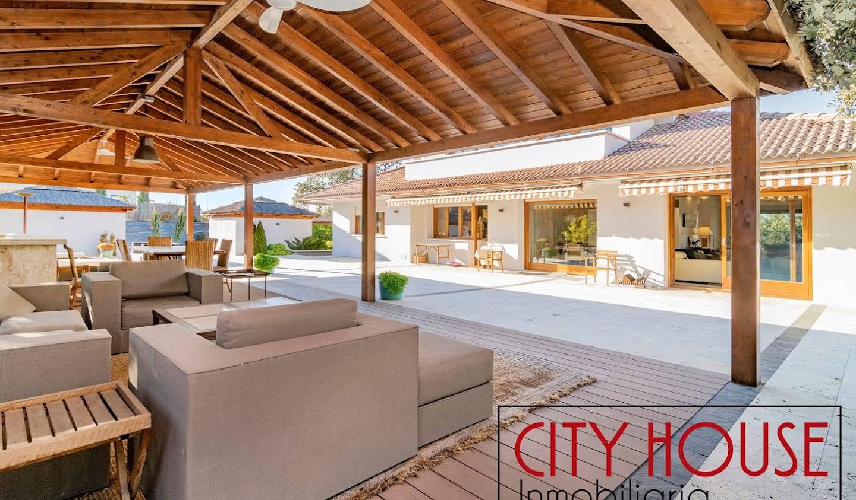 Maison avec piscine et terrasse La Moraleja