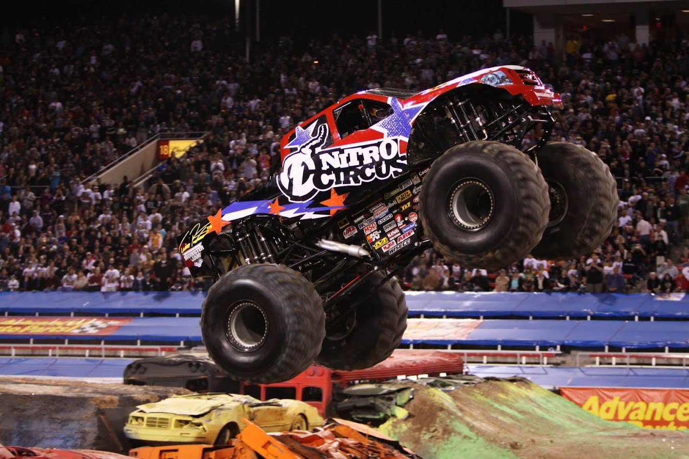 Monster Trucks Hd Android Apps On Google Play