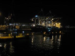 Photo: po 3,5 tys km opuszczamy Europę - port w Algeciras