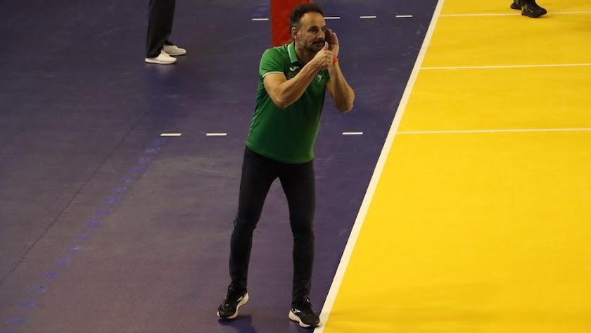 Manolo Berenguel continuará en Unicaja Costa de Almería.