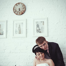 Wedding photographer Nikolay Evdokimov (evnv). Photo of 02.04.2013