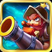 Storm Fortress : Castle War HD