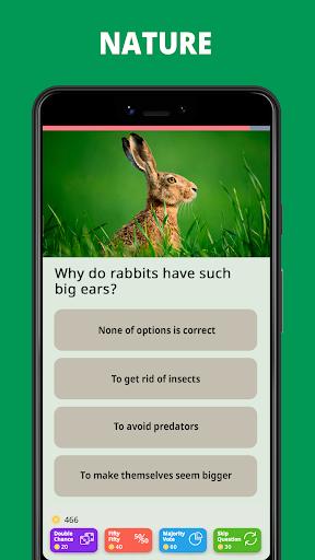 Free Trivia Game. Questions & Answers. QuizzLand. apktram screenshots 18