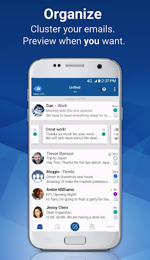 Blue Mail - Email & Calendar App for PC