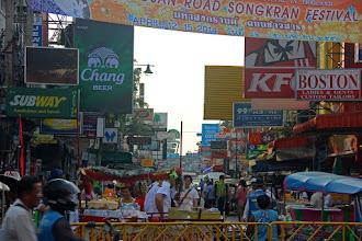 Photo: Bangkok, Khao San Road