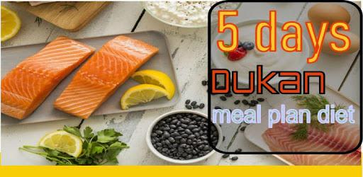 dr pierre dukan diet plan