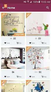 Home Design Decor Shopping Screenshot Thumbnail