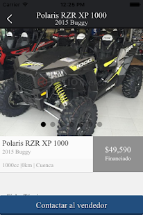 Polaris Used- screenshot thumbnail