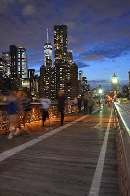 via vai sul ponte di Brooklyn di Simo10