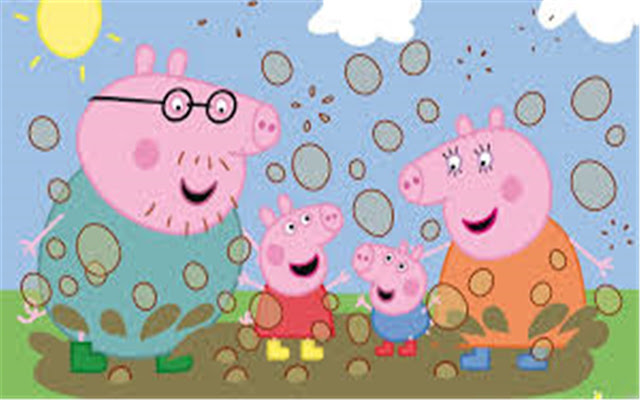 peppa pig Themes & New Tab