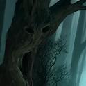 Floresta Assustadora LWP icon