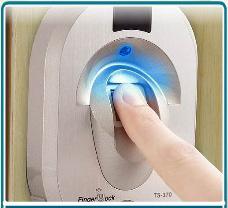 Figure 5 / Rajah 5 : Biometric Technology