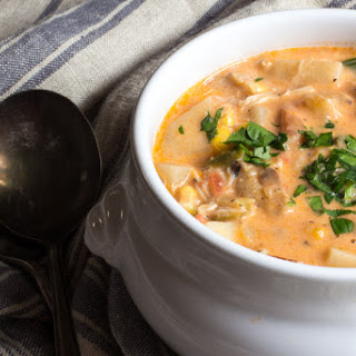 Lobster and Crab Chowder Recipe